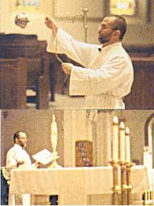 Warren Hecht ebreo ortodosso di Brooklin e ora diacono cattolico