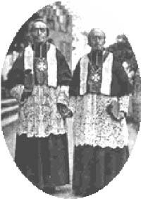 Auguste e Joseph Lemann